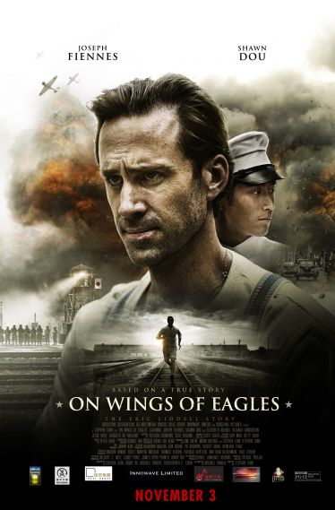 On Wings of Eagles: Chariot of Fire's Eric Liddell was More than an Olympian